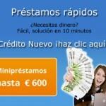 Préstamos Personales - Mini Préstamos Rápidos En CreditoNuevo