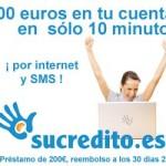 Préstamos Personales - Mini Préstamos Rápidos En Sucredito