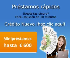 Préstamos Personales Urgentes - Minicréditos Rápidos En CreditoNuevo