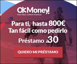 Mini créditos rápidos sin aval en Ok Money
