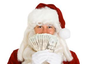 Cómo conseguir dinero rápido en Navidad