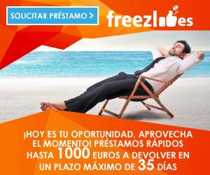 Préstamos personales rápidos online - Freezl